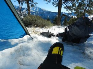 Love the La Sportiva Batura boots!