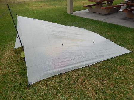 Modified pyramid tarp setup (1)